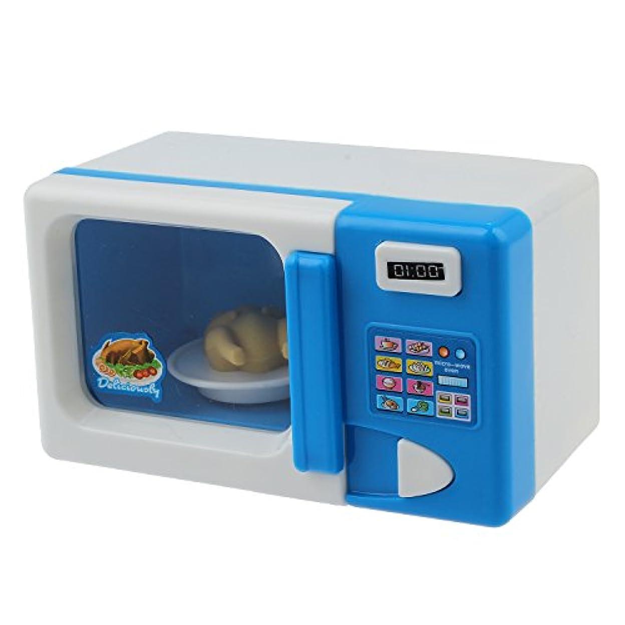 ランチョントリム権利を与えるSemoic ベビーキッド発達教育偽装家庭用品キッチンおもちゃギフト家庭用キッドチャイルド電子レンジ