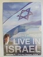 Joseph Prince LIVE IN ISRAEL 'Off the Beaten Track' 3-DVD Set [並行輸入品]
