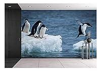 "wall26–自己粘着壁紙大壁壁画シリーズ 100""x144"" WMR-WP-X-DH93-100x24x6"