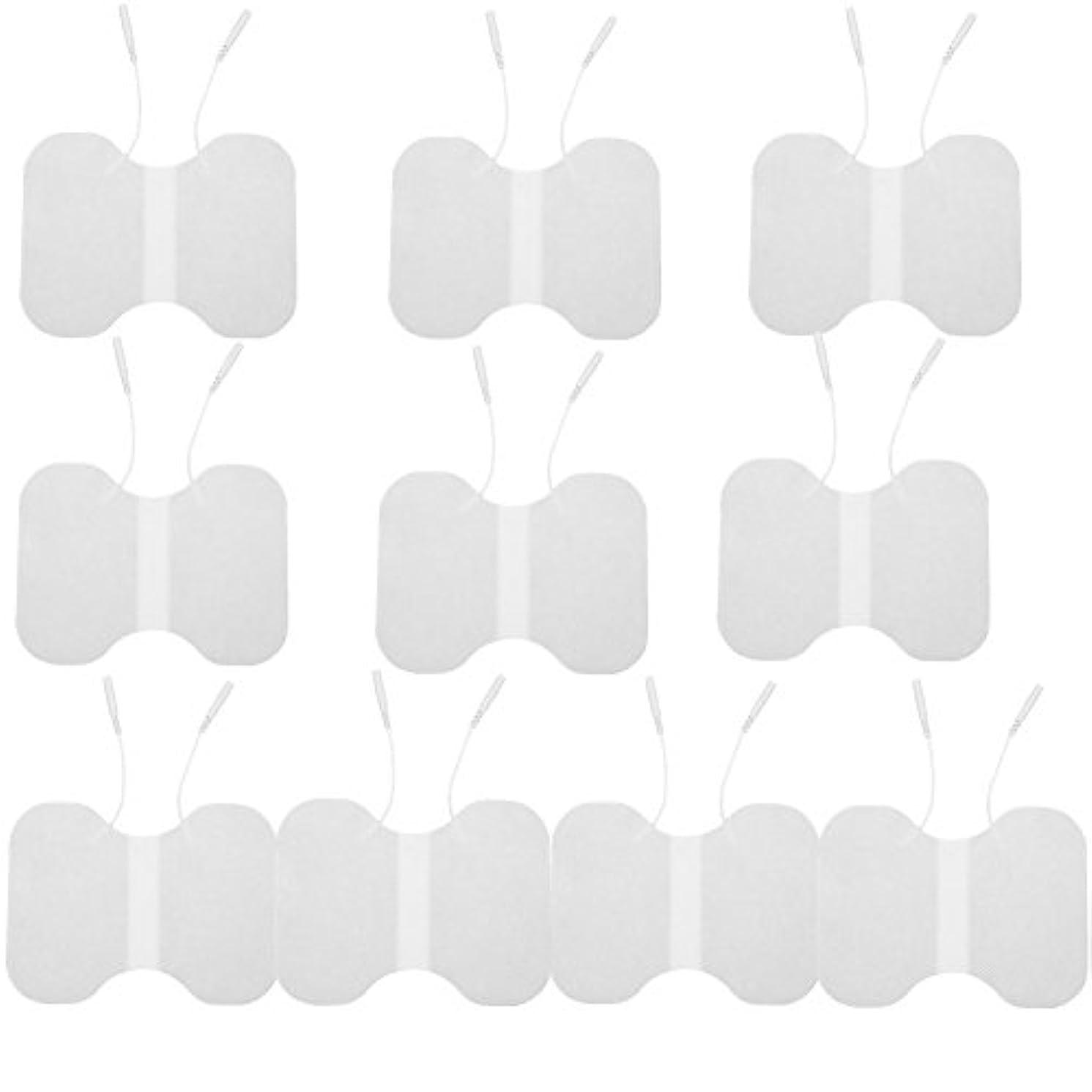 かもしれない鋸歯状スペクトラム電極パッド、1Pc再利用可能な自己接着性電極パッチが体内の循環を改善し代謝を促進する効果