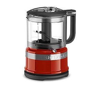 キッチンエイド ミニ フードプロセッサー ホットソース 3.5カップ 9KFC3516HT