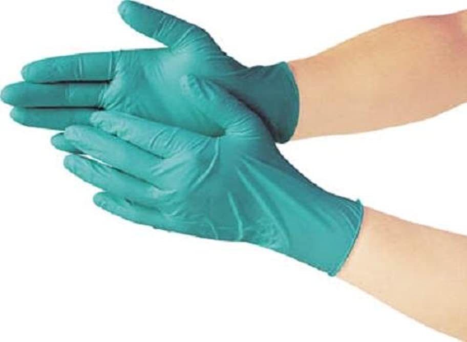 プラットフォーム突然見てアンセル 使い捨て手袋ネオプレンゴム製 マイクロタッチアフィニティ サイズS