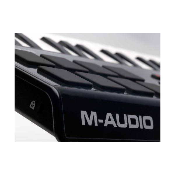 M-Audio USB MIDIキーボードコン...の紹介画像4
