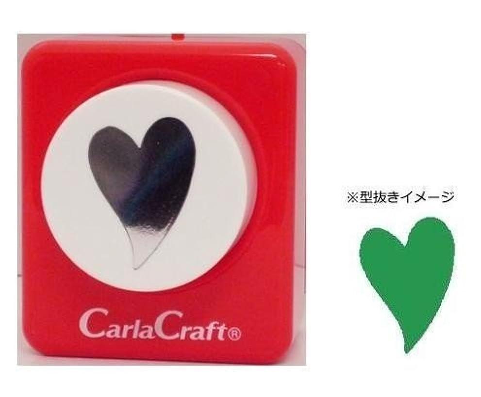 時計回り簡潔な緩むCarla Craft(カーラクラフト) ミドルサイズ クラフトパンチ スィートハート