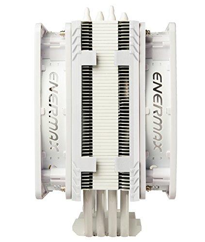 ENERMAX サイドフローCPUクーラー ETS-T40Fit-W White Cluster
