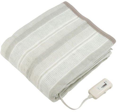 KOIZUMI(コイズミ) 電気掛敷毛布 グリーン KDK-7573D