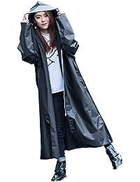SUKIYO レディース メンズ 魔法レインコート レインコート ポンチョ かっぱ 通勤通学 収納袋付き 防風防水 防塵防雪 男女兼用