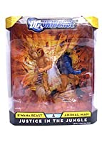 DC Universe Classics Justice In The Jungle Action Figure 2Pack BWana Beast & Animal Man [並行輸入品]
