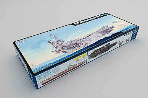 トランペッター 1/350 米海軍空母 CV-64 コンステレーション プラモデル[並行輸入品]