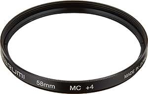 MARUMI カメラ用フィルター  クローズアップレンズ MC+4 58mm 近接撮影用 034098