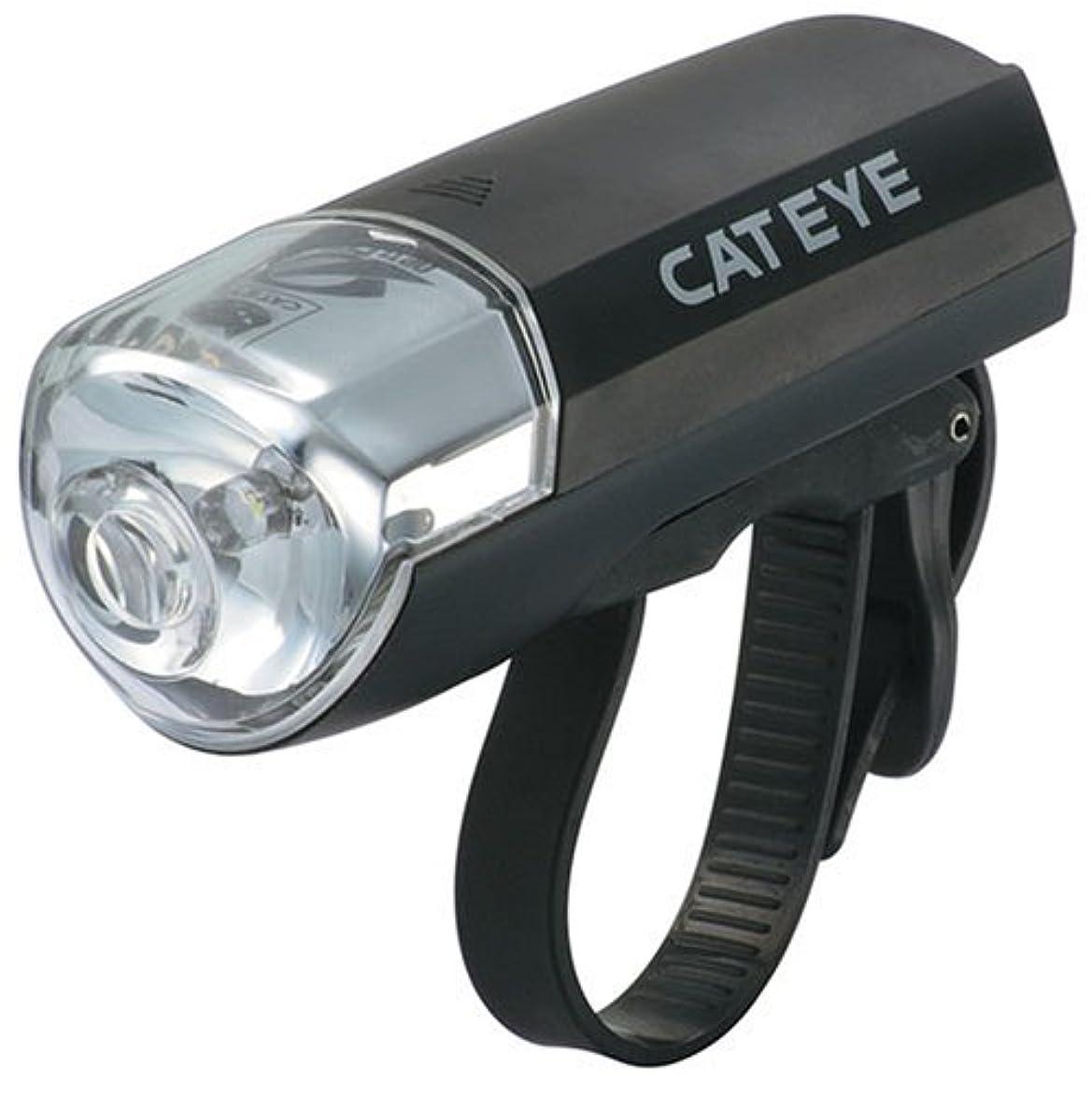 摂氏最も遠い接触CATEYE(キャットアイ) LEDヘッドライトHL-EL-120【自転車用ライト】
