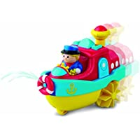 Happy Kid Toy Group 3-in-1 Bathtub Transport Ship [並行輸入品]