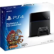 Playstation 4 First Limited Pack [CUHJ-10000] (プレイステーション4)