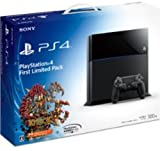 SCE PlayStation 4 プレイステーション4(PS4) First Limited Pack CUHJ-10000の画像