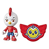 Playskool Nick Jr. Top Wing: Top Wing - Rod Single Action Figure