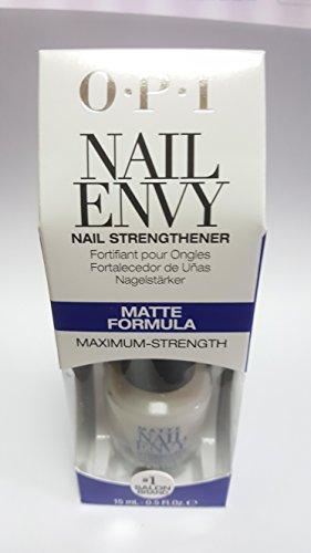 OPI (オーピーアイ) マット ネイルエンビー 爪強化剤