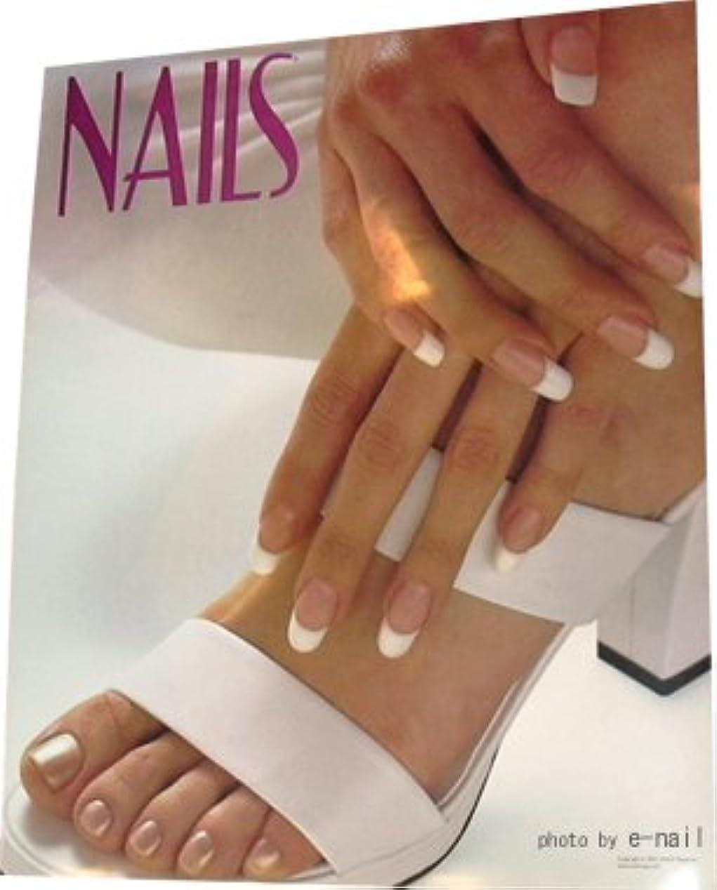 キャリア三番免除するNAILS ポスター 【French Manicure and Pedicure in Heels】