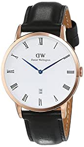 [ダニエルウェリントン]Daniel Wellington 腕時計 ウォッチ 1101DW 38mm Dapper ダッパー クラシック レトロ メンズ [並行輸入品]