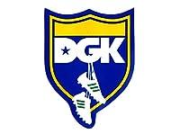 DGK(ディージーケー)ステッカー DGK X Adidas Shoes