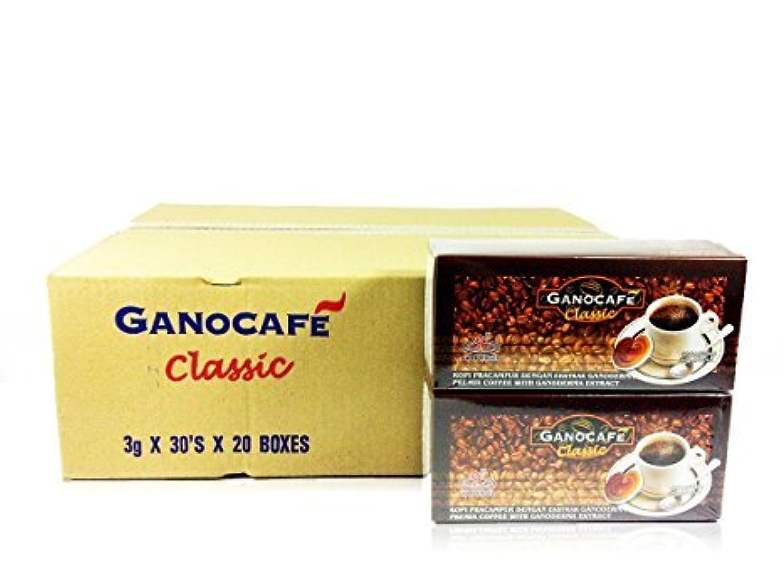 20ボックスGanocafeクラシックGanodermaブラックコーヒーby Gano Excel