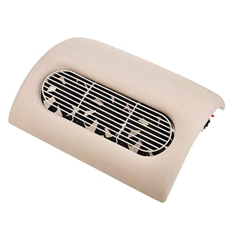 スペイン語呼ぶスポンサー15ワットネイルダストサクションクリーナー美容院機器コレクターサクションネイルツールアートマニキュア機クリーニング装置、ミルクホワイト,ミルクホワイト