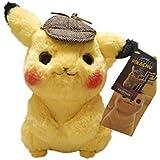 "Pokemon Detective Pikachu 11"" Plush Soft Toy"