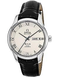 [オメガ]OMEGA 腕時計 デ・ビル シルバー文字盤 コーアクシャル自動巻 431.13.41.22.02.001 メンズ 【並行輸入品】
