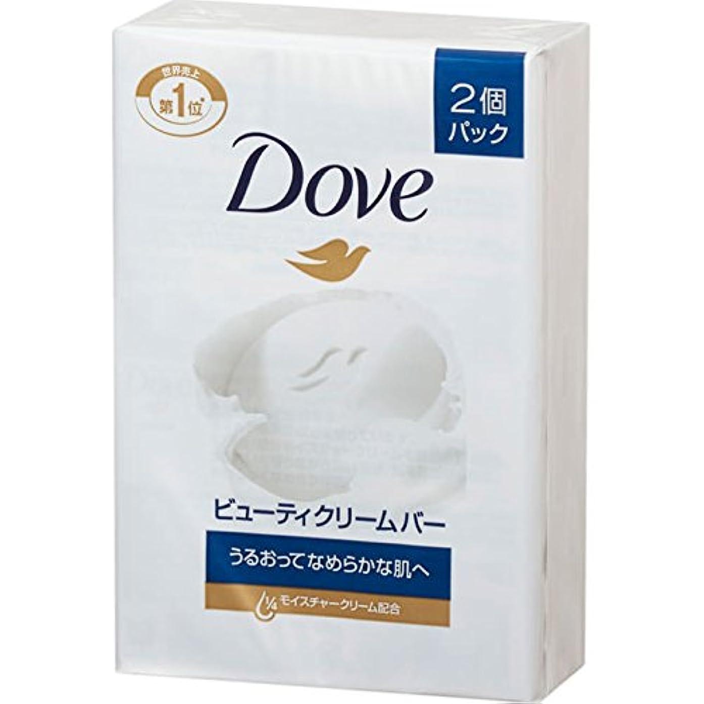 ユニリーバ?ジャパン ダヴ ビューティ クリーム バー ホワイト 190g(95g×2)