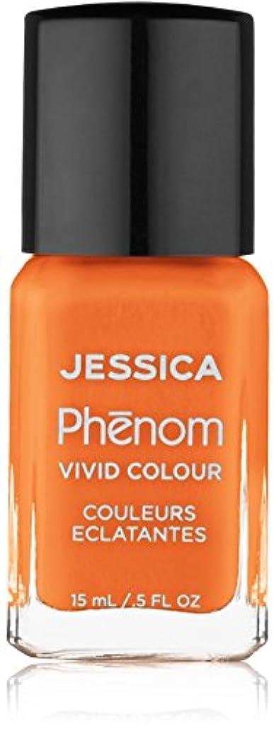 インストールメタルライン専門知識Jessica Phenom Nail Lacquer - Tahitian Sunset - 15ml / 0.5oz