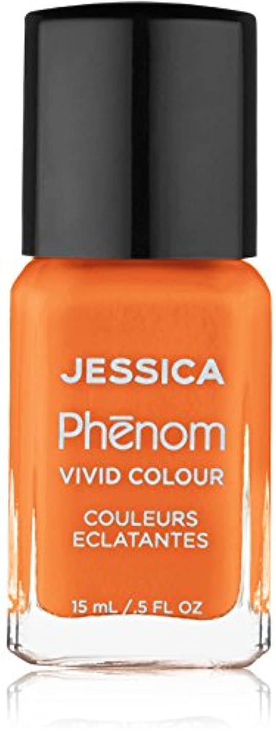 スライス引退する枕Jessica Phenom Nail Lacquer - Tahitian Sunset - 15ml / 0.5oz
