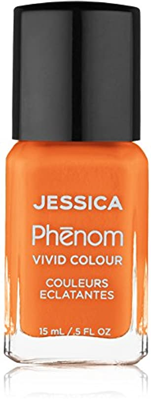 区画思慮深い配管工Jessica Phenom Nail Lacquer - Tahitian Sunset - 15ml / 0.5oz