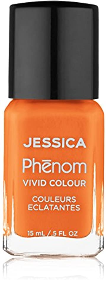 それらハングまどろみのあるJessica Phenom Nail Lacquer - Tahitian Sunset - 15ml / 0.5oz