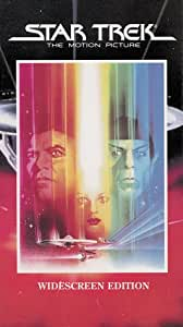 Star Trek - The Motion Picture (Widescreen Edition) [VHS] [Import]