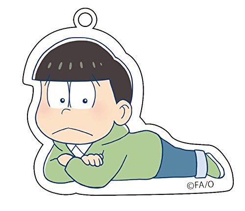TVアニメ おそ松さん ごろりんアクリルキーホルダー チョロ松