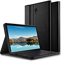 luibor Samsung Galaxy Tab s410.5キーボードケースフロントPropスタンドケースwith取り外し可能ワイヤレスキーボードfor Galaxy Tab s410.5sm-t830(Wi - Fi) & sm-t835(4g LTE) タブレット