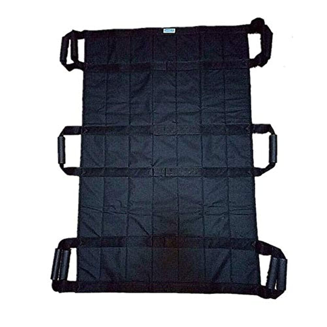 砲撃野なローラートランスファーボードスライドベルト-患者リフトベッド支援デバイス-患者輸送リフトスリング-位置決めベッドパッド