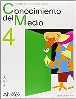 Abre la puerta, conocimiento del medio, 4 Educación Primaria (La Rioja)