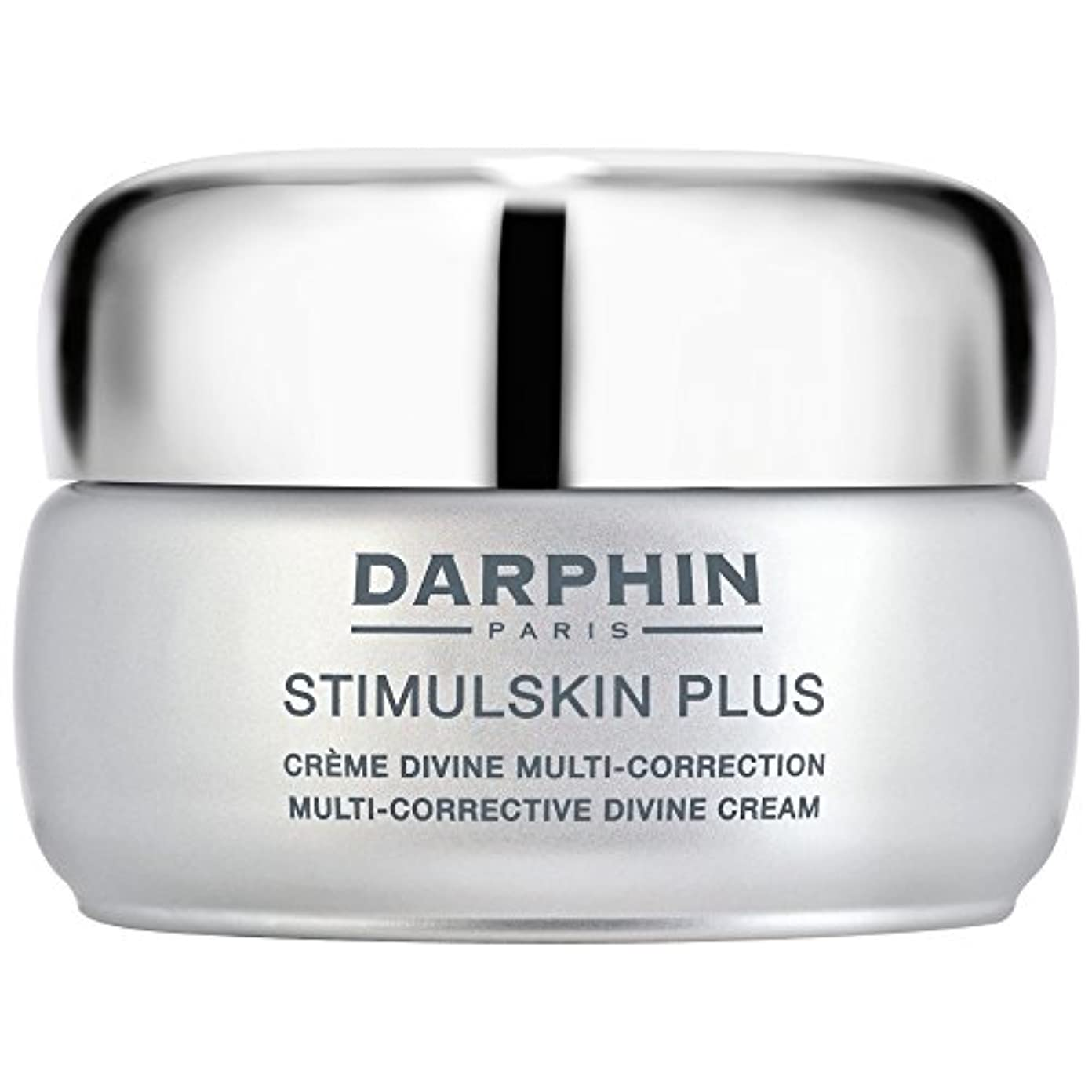 アンドリューハリディ受ける固有のスティプラスマルチ是正神のクリームダルファン、50ミリリットル (Darphin) (x2) - Darphin Stimulskin Plus Multi-Corrective Divine Cream, 50ml (...