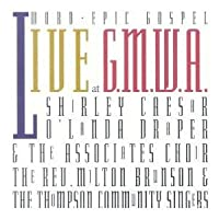 Word/Epic Gospel-Live at G.M.W