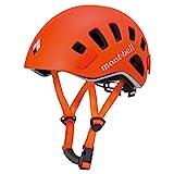 mont-bell (モンベル) 登山 クライミング トレッキング L.W.アルパインヘルメット 1124639 OG オレンジ OG M/L