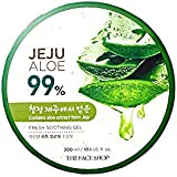 The Face Shop Jeju Aloe Fresh Soothing Gel 300 Ml, 300 ml