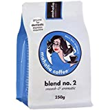 Mahalia Coffee Blend No.2 Smooth & Aromatic Espresso Grind (250)