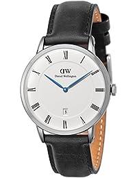 [ダニエル・ウェリントン]DanielWellington 腕時計 Dapper Sheffield ホワイト文字盤 1121DW メンズ 【並行輸入品】