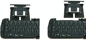 リュウド 折りたたみワイヤレスキーボード Rboard for Keitai (Bluetooth HID/英語配列) RBK-2000BTII