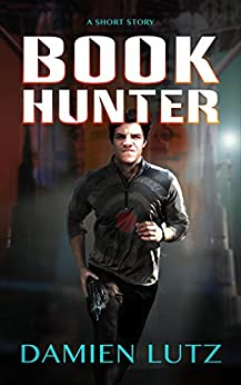 Book Hunter: A Sci-fi Short Story by [Lutz, Damien]