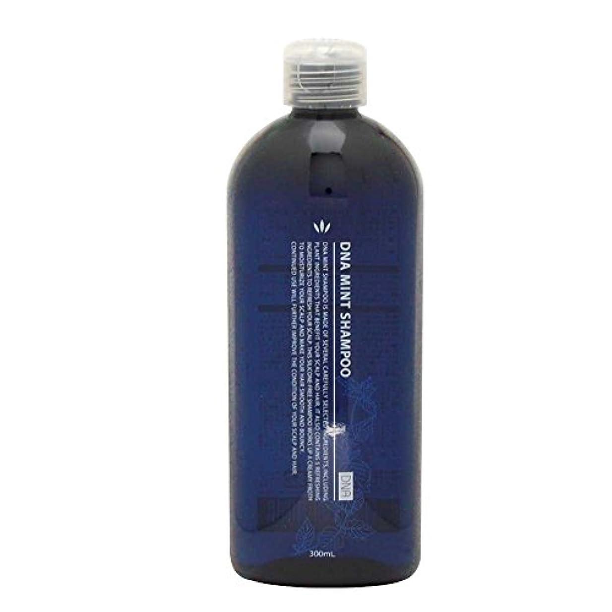 ローブプラスチック夜間ハツモール DNA ミントシャンプー 300ml