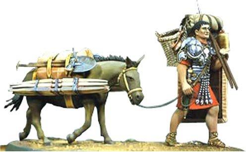 アンドレアミニチュアズ SG-F17 The Marius´ Mule (125 AD)