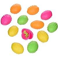 [スモールトイズ]SmallToys 1 Dz Dinosaurs Eggs with Mini toy Dinosaur figures Inside 12 Per Order by SLDINEG [並行輸入品]