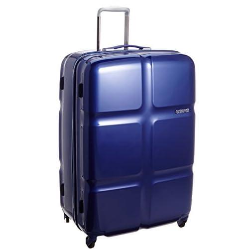 [アメリカンツーリスター] AmericanTourister Cube POP / キューブポップ スピナー79 (79cm/119L/5.0Kg) (スーツケース・キャリーバッグ・TSAロック・大容量・軽量・ファスナー・保証付き) S46*11003 11 (ミッドナイトブルー)
