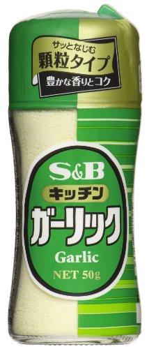 S&B キッチンガーリック 50g×10個